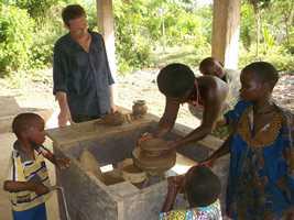 poterie en afrique 1